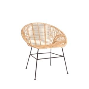 Zewnętrzne krzesło jadalne Remix 1