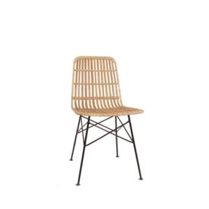 Zewnętrzne krzesło jadalne Remix