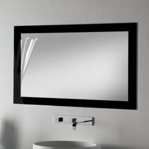 Dekoracyjne lustro łazienkowe w kolorowej ramie Colours