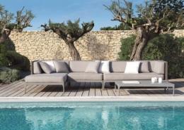 Meble basenowe sofy INFINITY