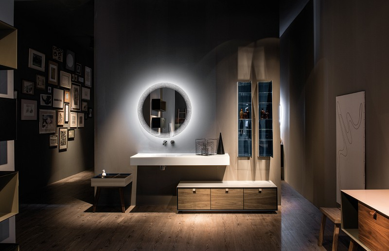Stylowe meble łazienkowe Dama Regolo
