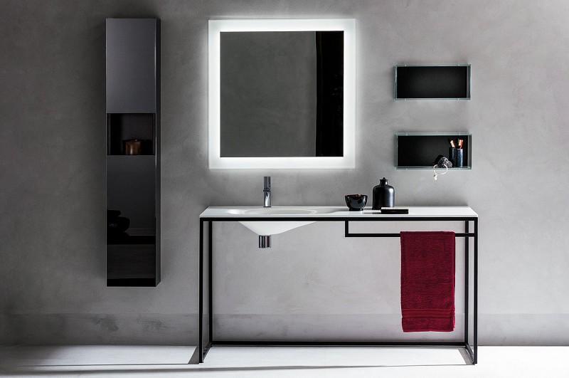 Stylowe meble łazienkowe Frame