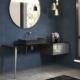Stylowe meble łazienkowe Nowoczesna konsola łazienkowa