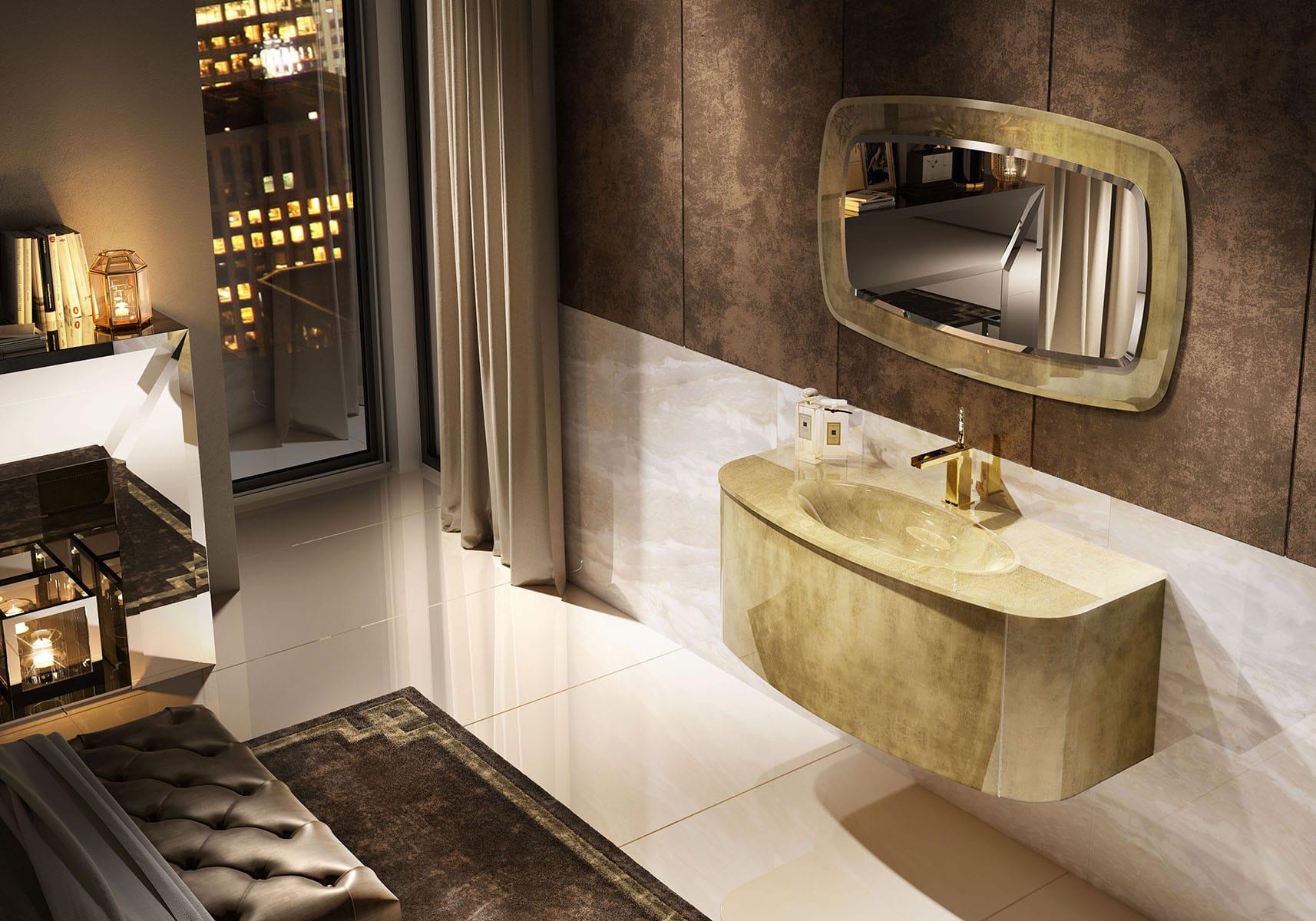 Stylowe meble łazienkowe Odeon