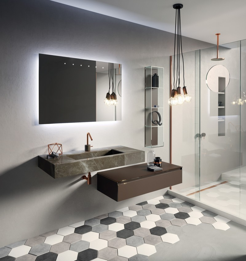 Stylowe meble łazienkowe QLINE Anterprima