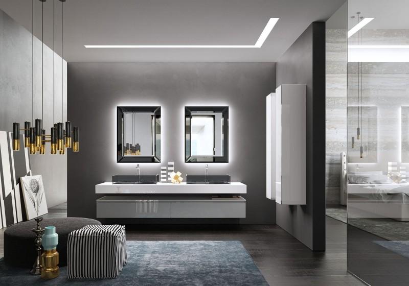 Stylowe meble łazienkowe QLINE Q216