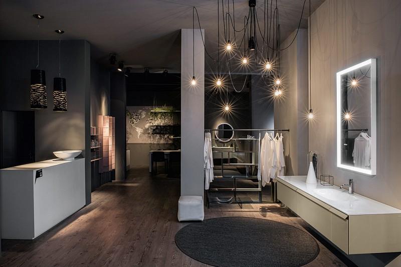 Stylowe meble łazienkowe Riga