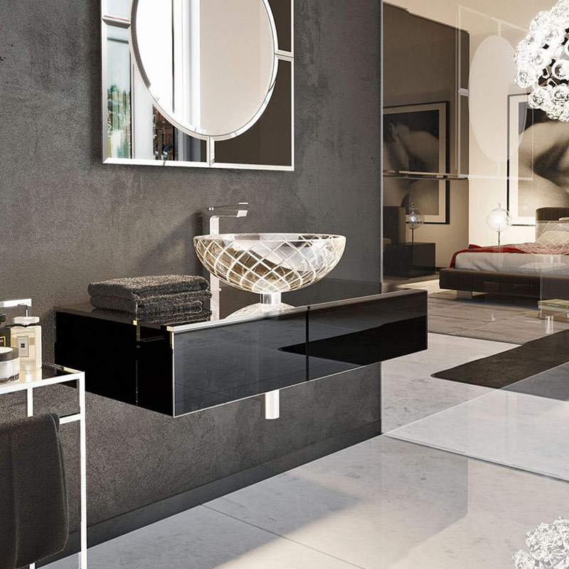 Stylowe meble łazienkowe ZTOP108SE2