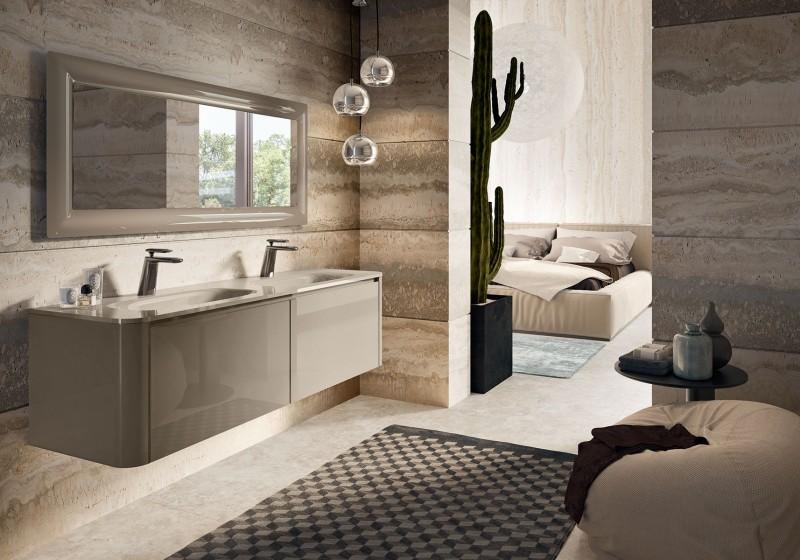 Stylowe meble łazienkowe Zero ZA160D1