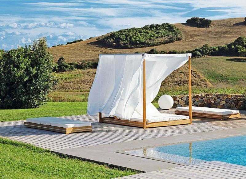 Łóżka ogrodowe Essenza