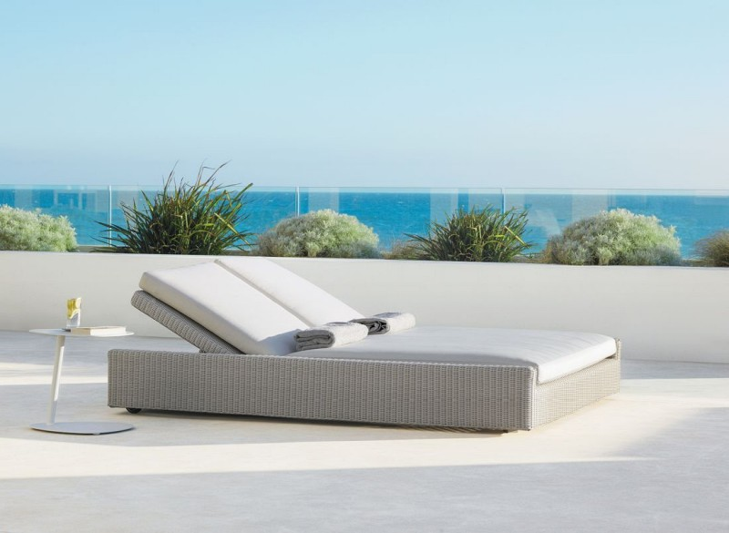 Łóżka ogrodowe Ethimo