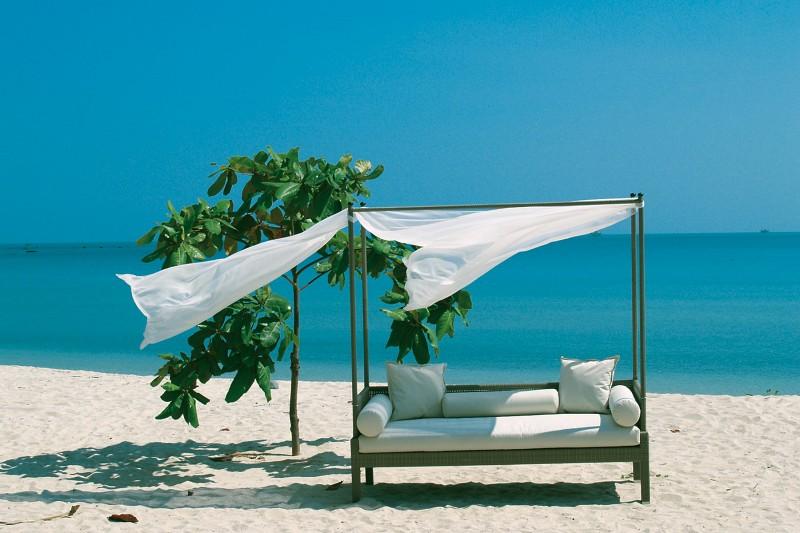 Łóżka ogrodowe Maui