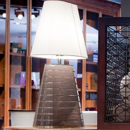 Elegancka lampa stołowa w nowoczesnym stylu Giza
