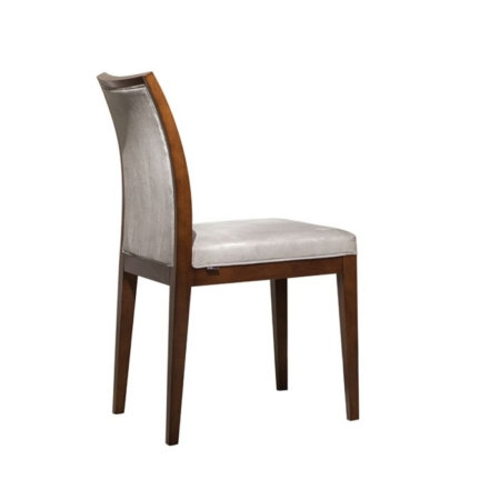 Eleganckie krzesło tapicerowane Rosa