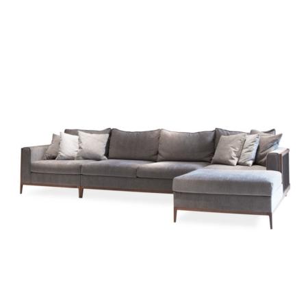 Narożna sofa w nowojorskim stylu Manhattan