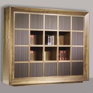 Nowoczesna biblioteczka ścienna Lounge Library