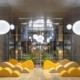 Pokój wypoczynkowy w ekskluzywnym biurowcu