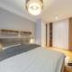 Sypialnia w skandynawskim wydaniu