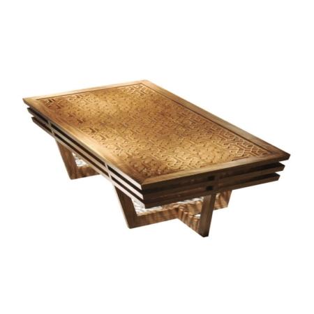 Zdobiony stolik kawowy w orientalnym stylu Ottoman