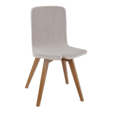 Designerskie krzesło ze sklejki