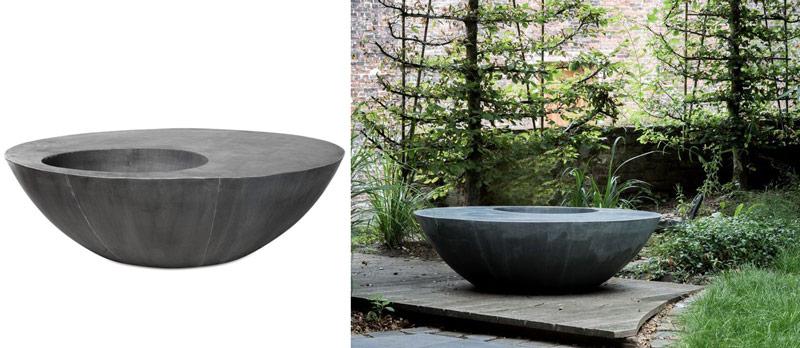 Misy wodne nowe trendy stolik Cynk
