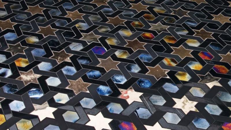 Mozaika w łazience Firmamentus BLC PRO1