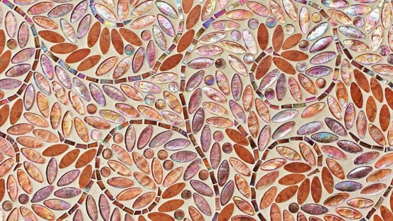 Mozaika w łazience Indirama Red