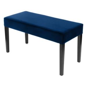 Nowoczesna ławka z tapicerowanym siedziskiem