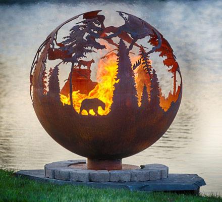 Paleniska ogrodowe The Fire Pit Gallery – pasja i rodzinny biznes w jednym