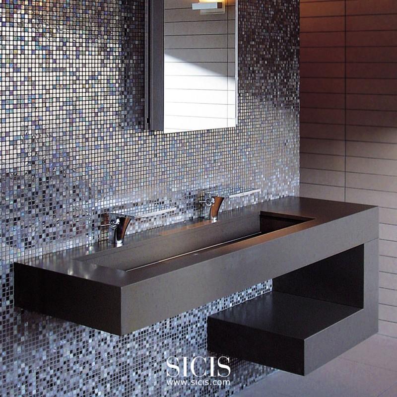 Szklane mozaiki Sicis