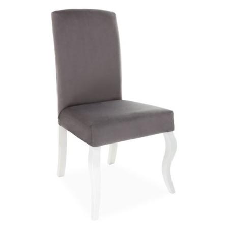 Tapicerowane krzesło modern classic