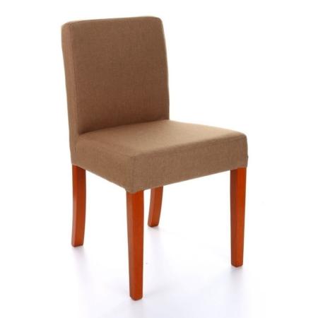 Tapicerowane nowoczesne krzesło
