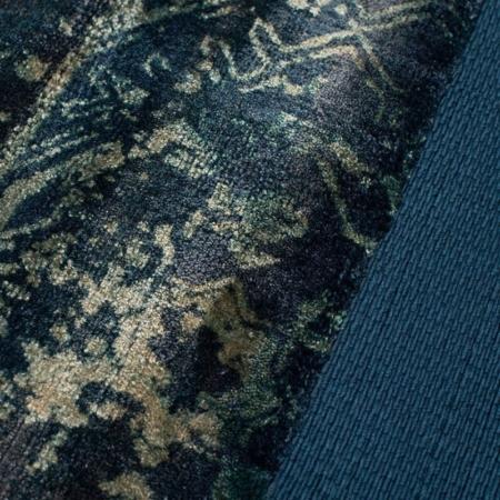 Eklektyczny dywan ręcznie tkany Blush