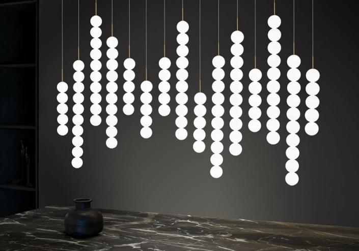 Luksusowe lampy Abacus Terzani