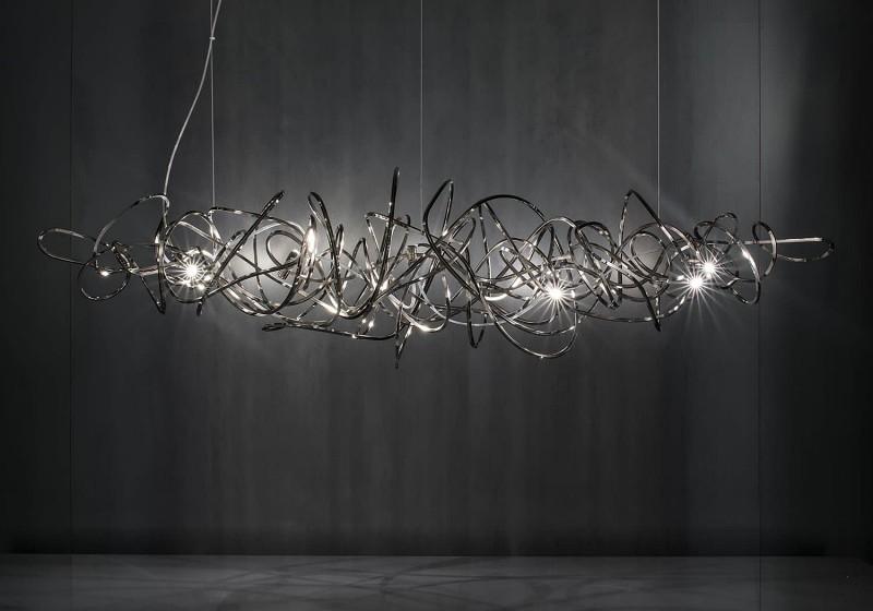 Luksusowe lampy Doodle Terzani