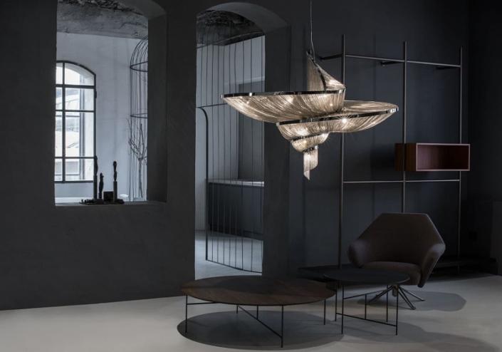 Luksusowe lampy Epoque Terzani