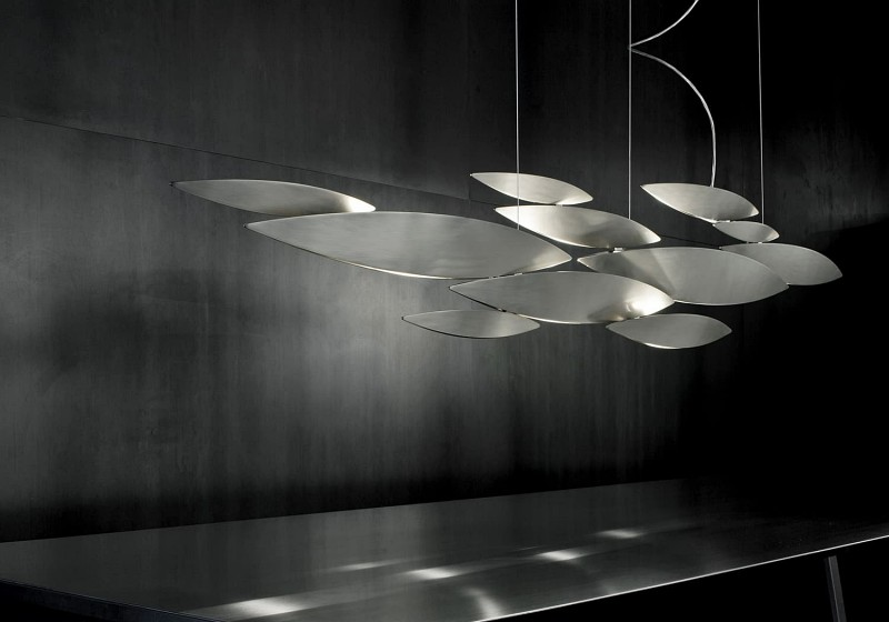 Luksusowe lampy I Lucci Argentati Terzani
