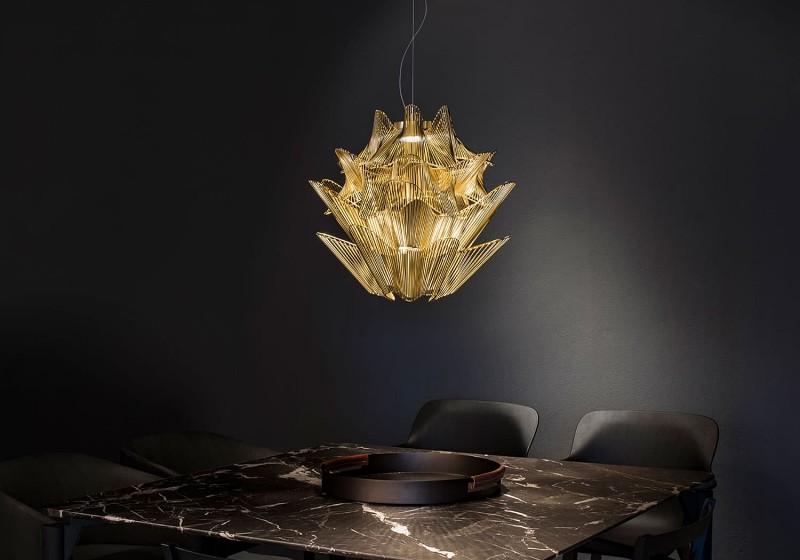 Luksusowe lampy Moiré Terzani