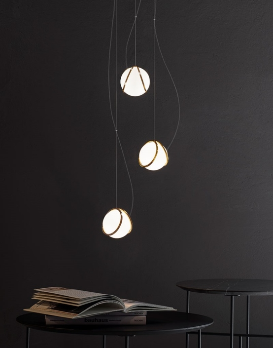 Luksusowe lampy Pug Terzani