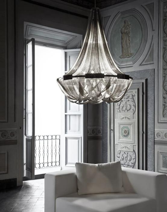 Luksusowe lampy Soscik Terzani
