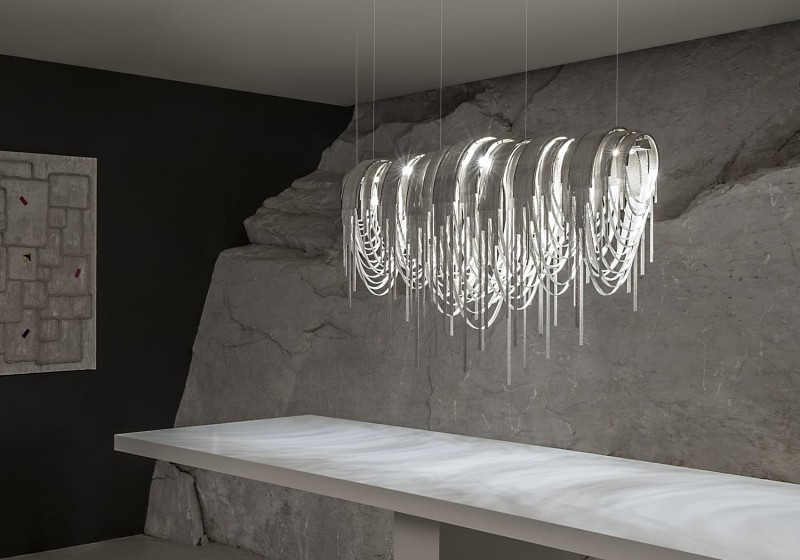 Luksusowe lampy Volver Terzani