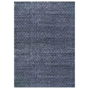 Niebieski dywan łatwoczyszczący Porto