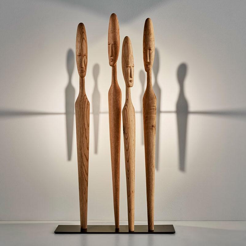 Rzeźby do wnętrz komercyjnych Imos Arturo Álvarez