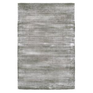 Srebrny dywan ręcznie tkany Vidal