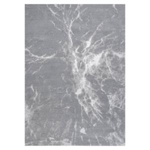 Szary dywan łatwoczyszczący Atlatic