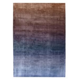 Wielobarwny dywan dywan ręcznie tkany Sunset