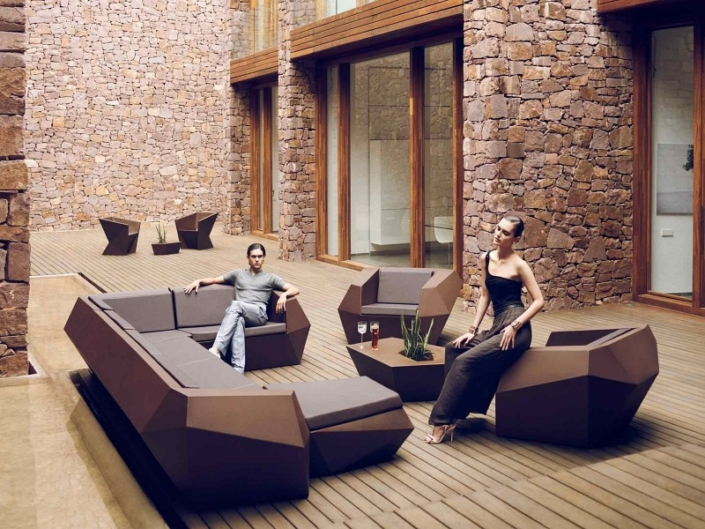 Designerskie meble ogrodowe Vondom