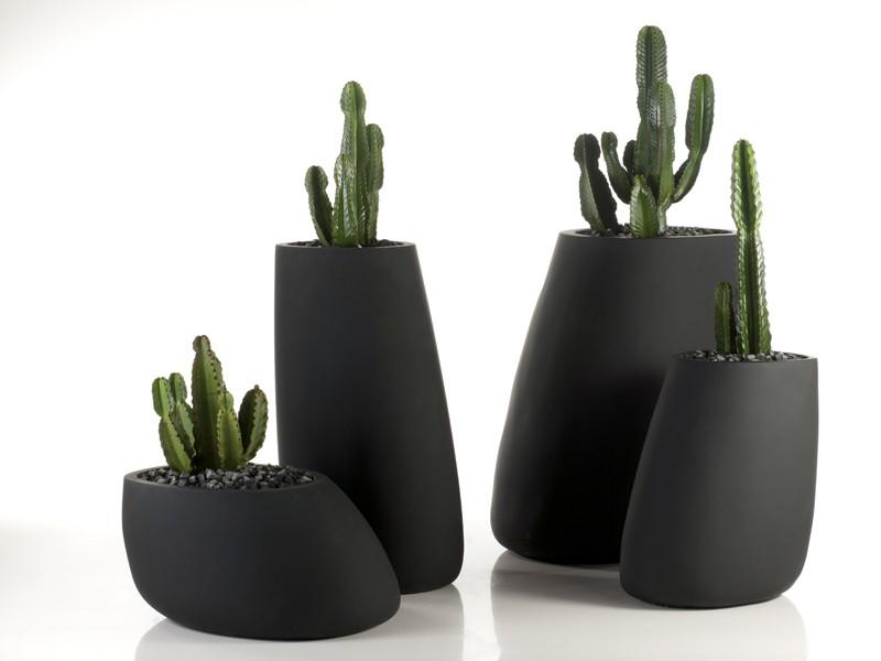 Plastikowe donice ogrodowe Stones Vondom