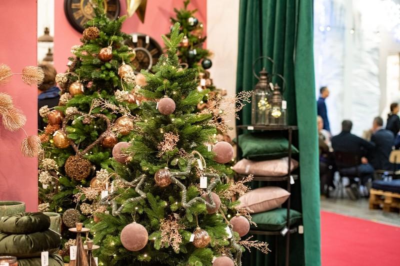 Trendy świąteczne Christmasworld Silken Party 2020