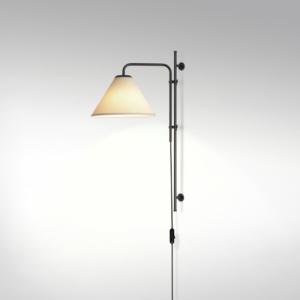 Lampa ścienna ze stożkowym kinkietem Funiculi Marset